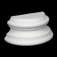 Полуколонна база 1.17.200 (380x170x190 мм)
