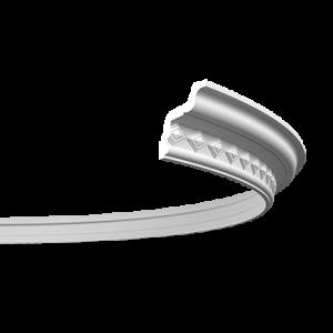 Карниз 1.50.278 гибкий (2000x69x82 мм)