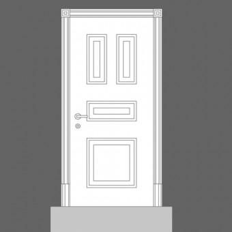 Дверные панели 8