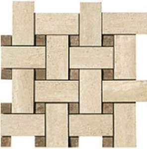 Мозаика (30X30) MOSAICO INTRECCIO CREMA