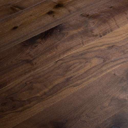 Паркетная доска Scheucher Black Walnut Natura (140x2200 мм)